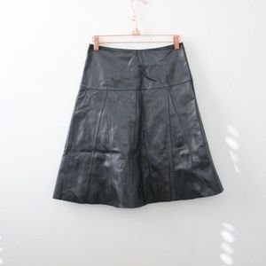 New Leather Skirt